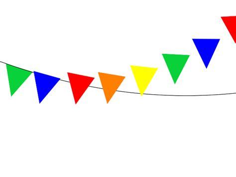 Banner Flag Animal Ulang Tahun bunting clip cliparts