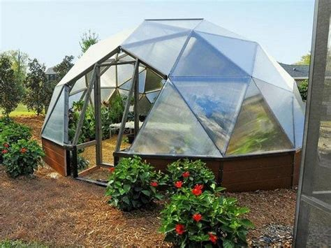 living small cheap and simple try a dome house treehugger build a geodesic greenhouse diy projects for everyone