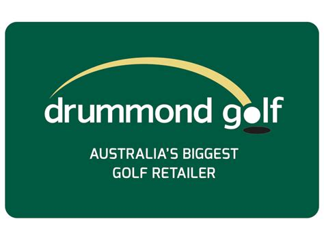 Go Golf Gift Cards - drummond golf gift card australia post shop
