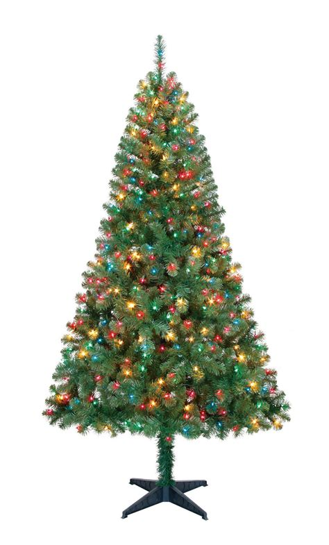 pictures on christmas trees walmart easy diy christmas