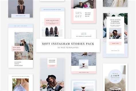 magento category custom layout update exle soft instagram stories pack instagram templates