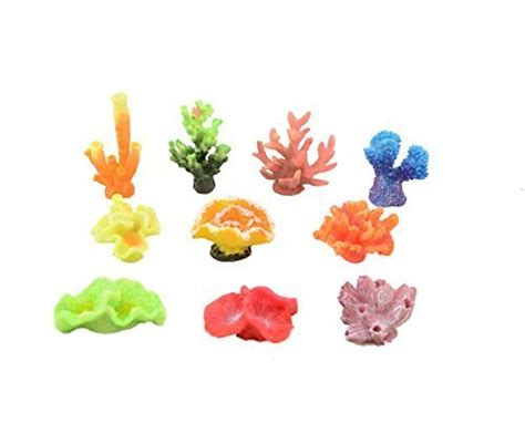 cnz artificial coral plant for fish tank decorative