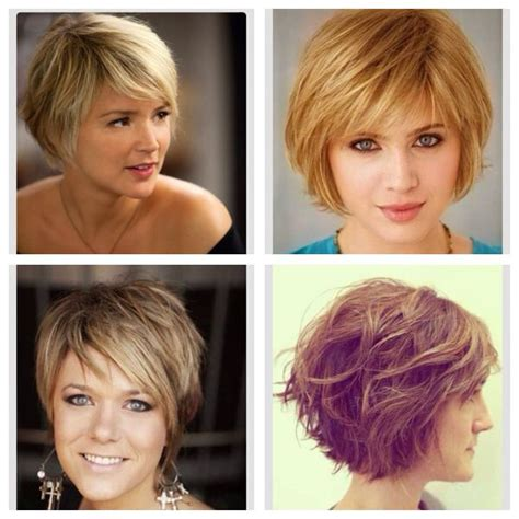 starting layers at chin length future haircut a line super short in back choppy layers
