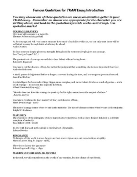 Common Quotes Used In Essays by Quotes For Essays Quotesgram