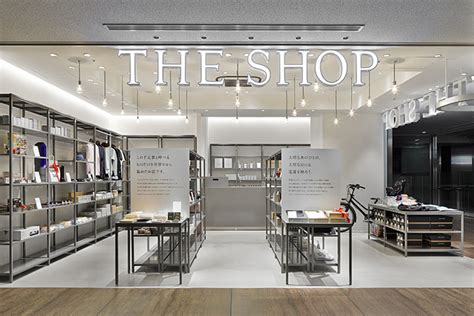 the shop the blank classic design now available in tokyo