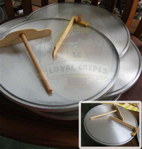 Wajan Untuk Membuat Crepes jual wajan crepes semi otomatis loyal crepes