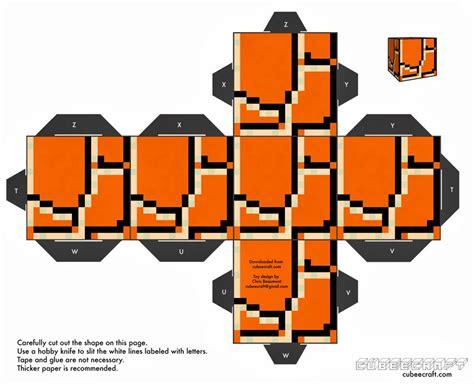 Papercraft Mario Bros - http www elinvernaderocreativo imprimibles