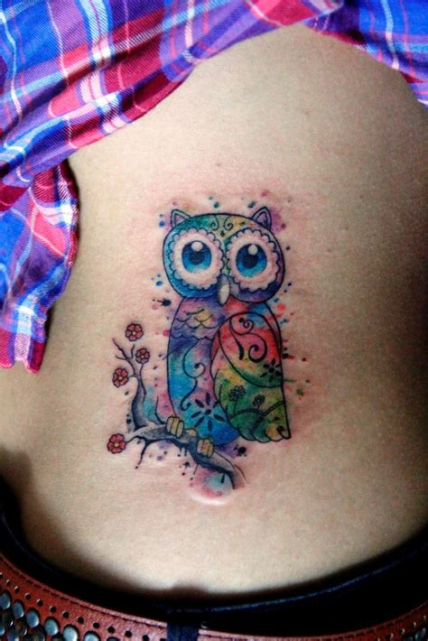 watercolor tattoos ct 25 best ideas about watercolor owl tattoos on