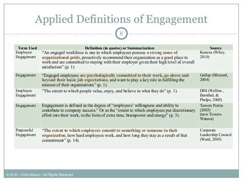 employee engagement dissertation and dissertation help on employee engagement