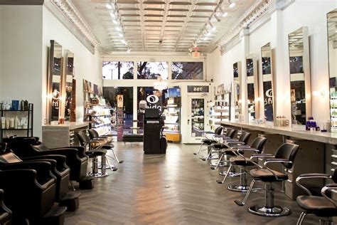 Home Lighting Fixtures by Cool Clean Modern Hair Salons Decosee Salon Interiors Also