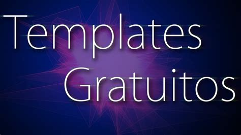 Templates After Effects Gratuitos   templates gratuitos free templates para adobe after