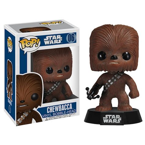 star wars a pop 0439882826 pop chewbacca music more