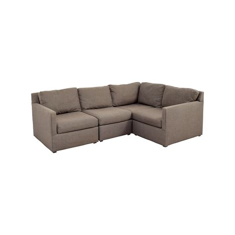 crate barrel couch 71 off crate barrel crate barrel davis sectional