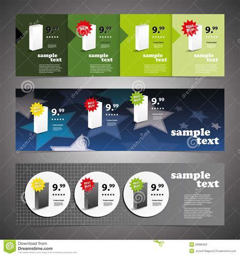 header design kit header design set stock photos image 28986433