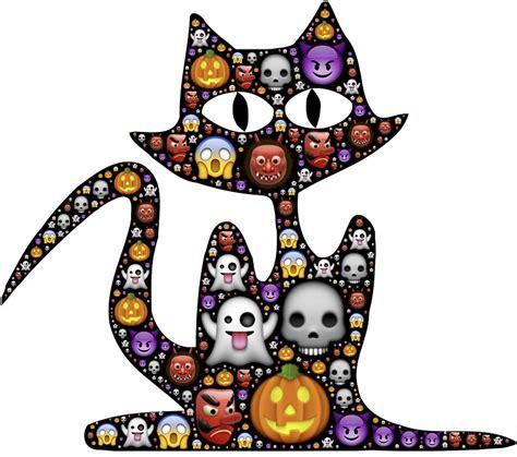 emoji halloween free illustration cat halloween emoji scary free