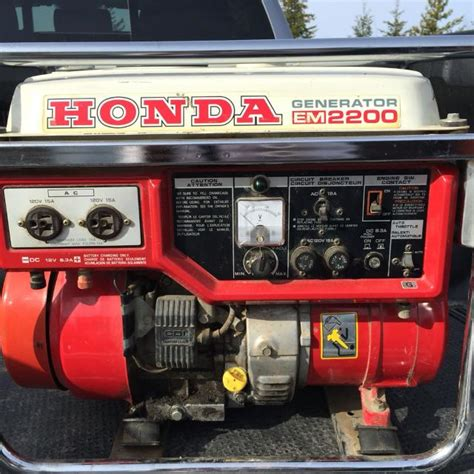 honda generator sale find more honda em2200 generator for sale at up to 90