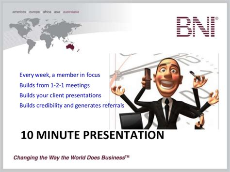 bni information overview