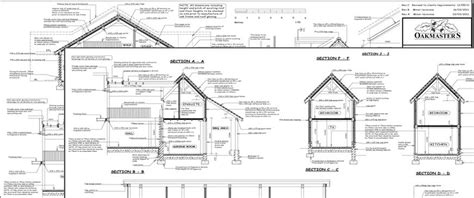 great garages how to make your oak framed garage as