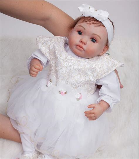 Handmade Baby Dolls That Look Real - cheap 20inch reborn silicone baby dolls toys look