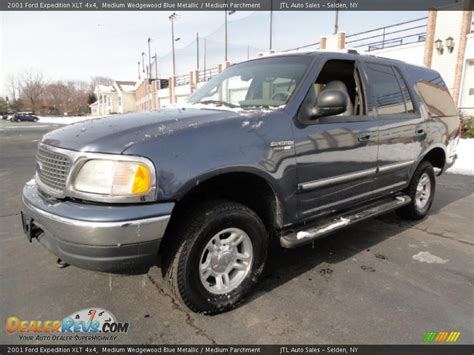 2001 Ford Expedition Xlt by 2001 Ford Expedition Xlt 4x4 Medium Wedgewood Blue