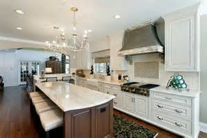 Kitchen Vent Hood Ideas Taj Mahal Granite Kitchen Traditional With Custom Cabinets