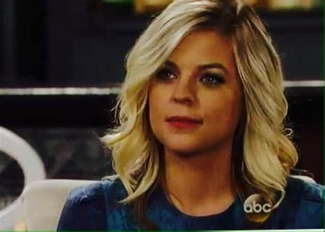 maxie general hospital kirsten storms hairstyle kirsten storms google search hair pinterest