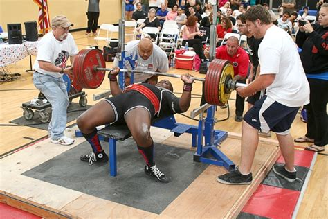 us bench press record us bench press record a weighty cause sports lead santa