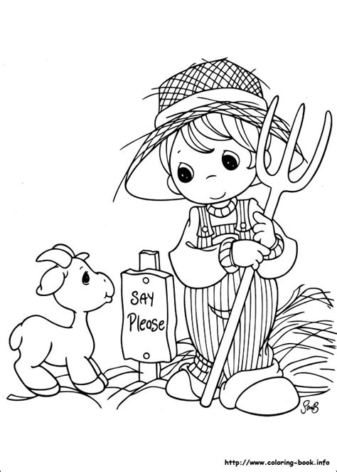 Scriptures With Free Precious Moments Coloring Coloring Pages Bible Precious Moment Coloring