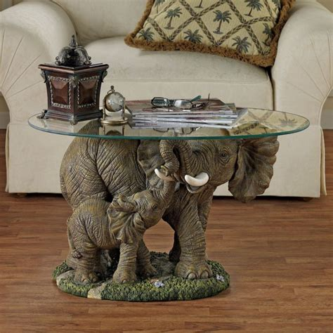 elephant decorations for home horses themed living room furniture british colonial