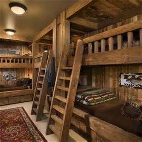 Log Cabin Guest Room Sagada by 20 Cool Bunk Beds That Offer Us The Gift Of Style Guest