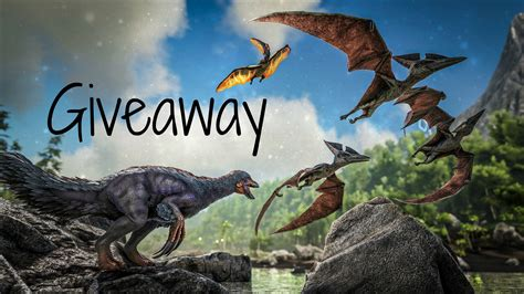 ark survival evolved blog with 5 times key giveaway - Ark Survival Evolved Giveaway 2017