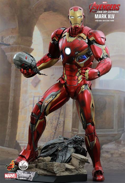 Avenger Figure Iron Ultron Dan toys 1 4 scale iron xlv from age of