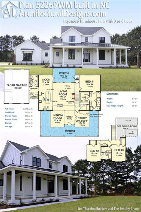 farmhouse building plans floor plan collections tower homes farm house plans