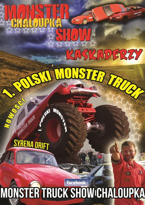 what time is the monster truck show monster truck show chaloupka centrum handlowe atrium