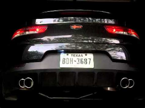 Kia Forte Koup Exhaust by Dual Magnaflow Exhaust On 2010 Forte Koup