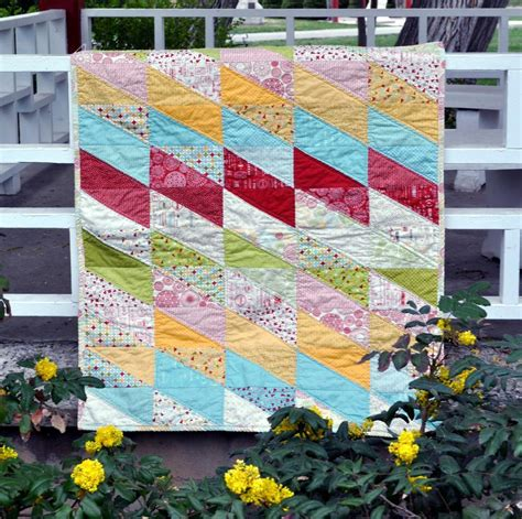 Easy Free 10 easy baby quilt patterns that stitch up