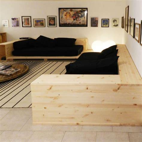 divano di legno oltre 25 fantastiche idee su divano pallet su