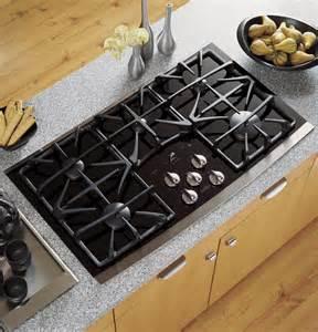 best gas cooktops ge profile series 36 quot built in gas cooktop jgp970sekss