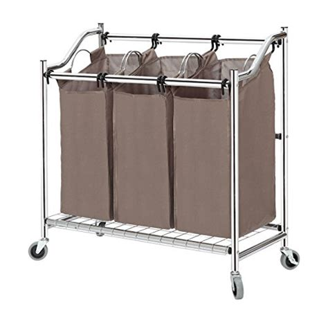 laundry her 3 section storagemaniac laundry sorter laundry her 3 section