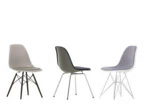 vitra eames plastic side chair dsx by charles eames