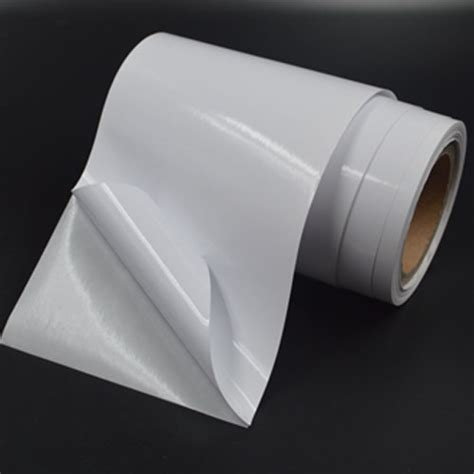 How To Make Glossy Paper - cast coated glossy paper shanghai rightint self adhesive