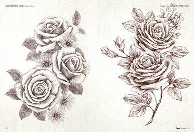 tattoo flash realistic 200 rosen tattoos