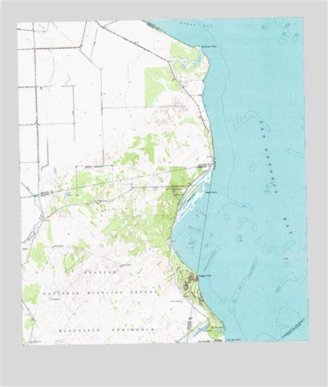 tivoli texas map tivoli se tx topographic map topoquest