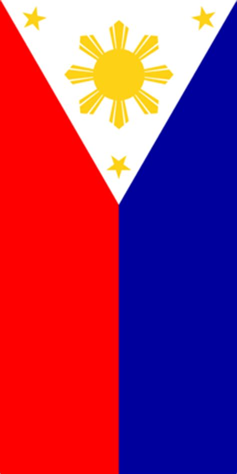 flags of the world vertical philippines vertical hanging