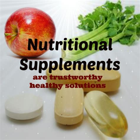 supplement or suppliment opinions on dietary supplement