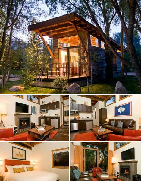 modern tiny houses 14 more modern tiny houses backyard getaways webecoist