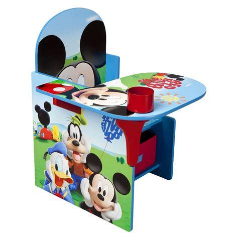 delta children character chair desk with storage bin