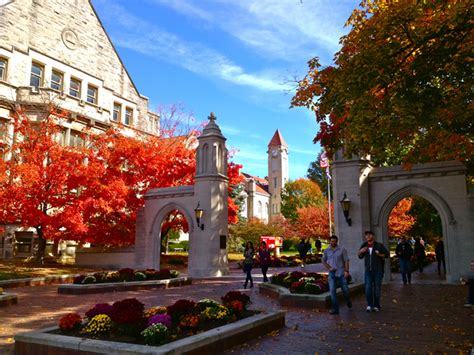 Iub Find Indiana In Fall Photo Gallery Bloom Magazine