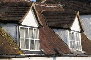 Cottage Dormer Windows dormer windows in a cottage 169 philip halling cc by sa 2 0
