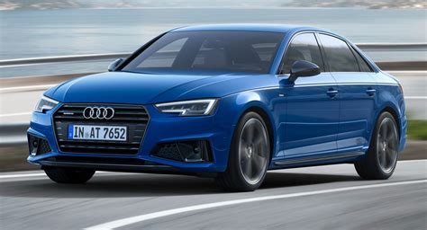 2019 Audi A4 by 2019 Audi A4 Facelift Gets A New Look But Not Much Else
